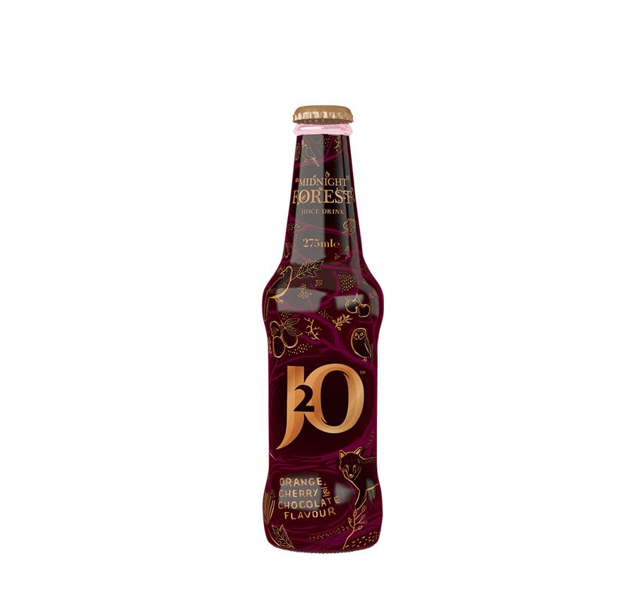 Celebrating the Holidays with J2O Drinks