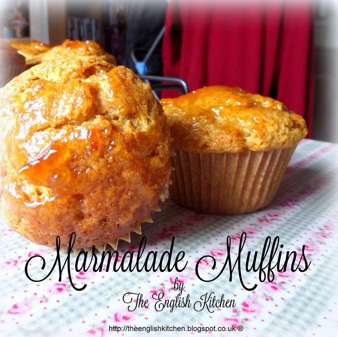 Marmalade Muffins and Degustabox