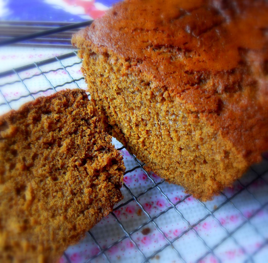 Treacle Gingerbread Loaf