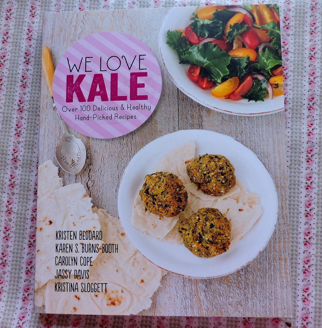 We love Kale - Cookbook Review