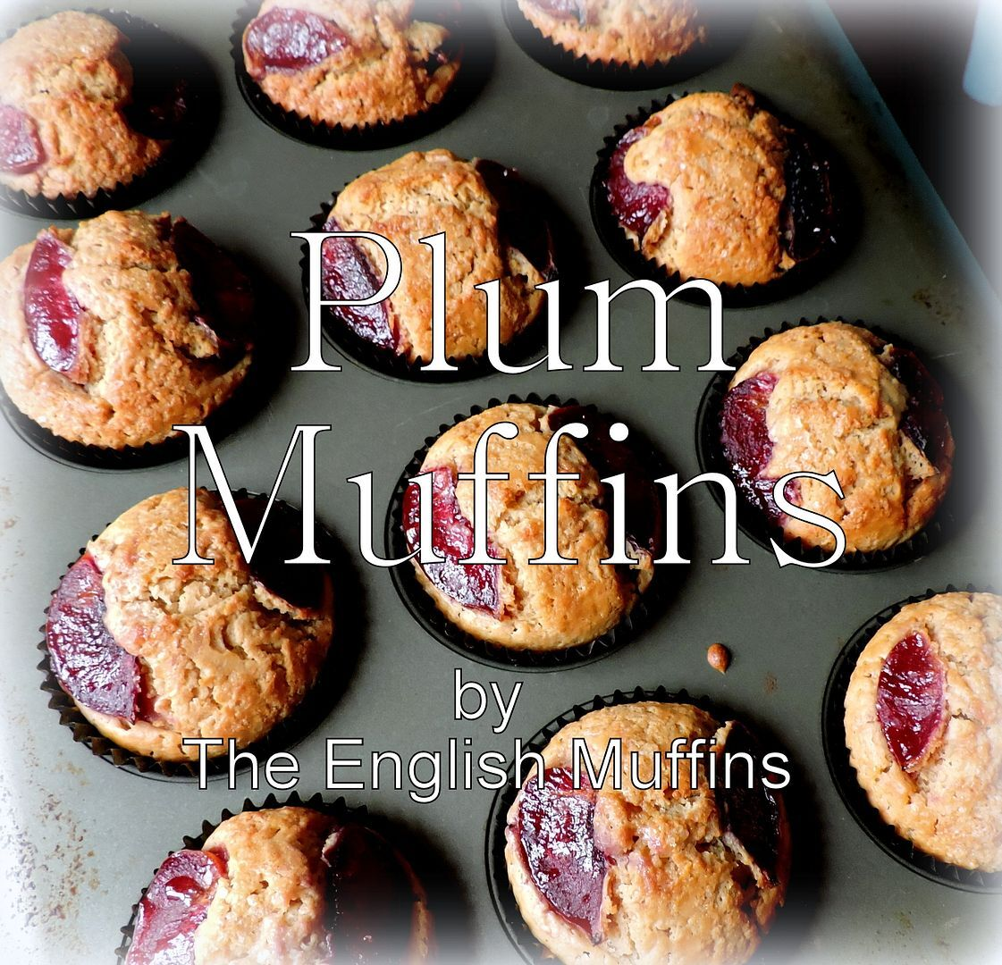Grow Your Own Cake and Plum Muffins