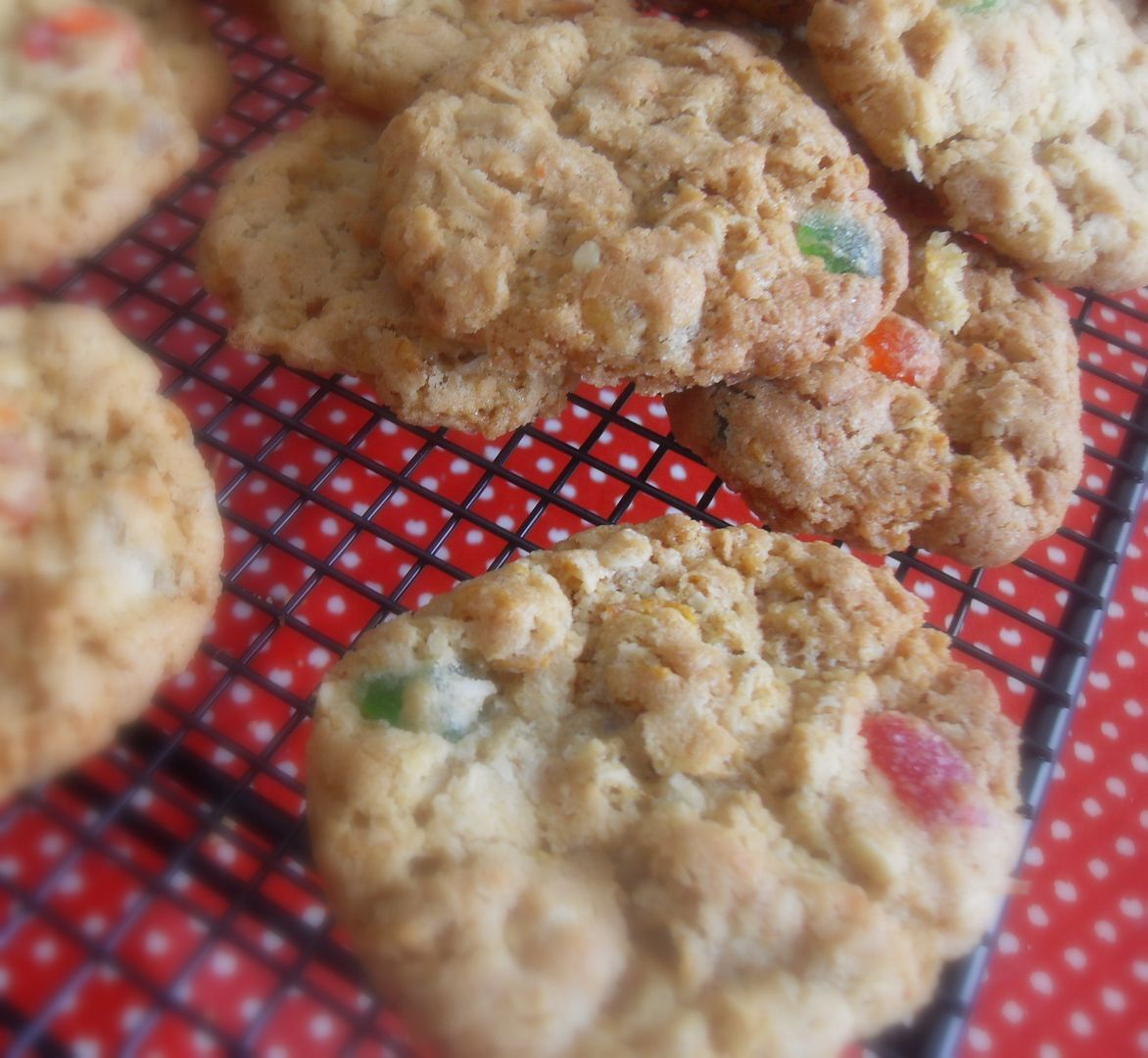 Gum Drop Biscuits (aka Cookies)
