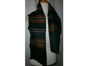halsduk i siden, vintage
