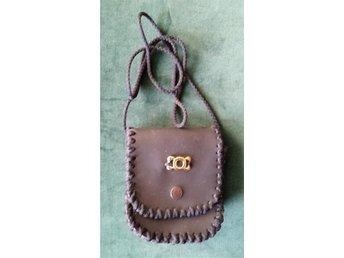 väska axelväska  60-tal  retro