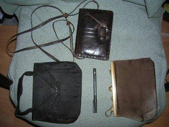 väska aftonväska handväska Cocktail 60-tal handsydd vintage