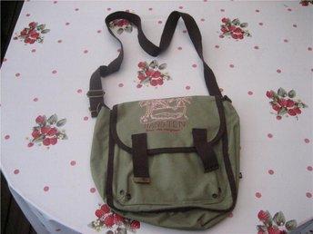 Handväska - Hangten  (Ljusgrön)