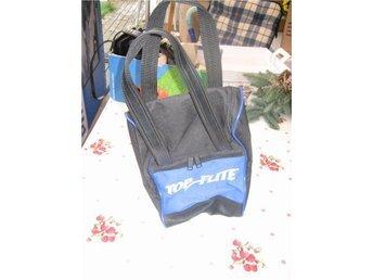 Väska - Top Flite med handtag  (Blå/Svart)