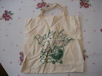 Väska i tyg - Baby Bag