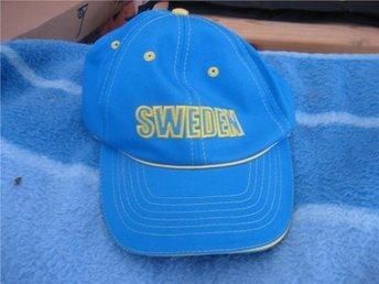 Keps - Sweden  Stl.58cm