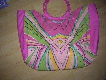 väska bag 80-tal pastell RETRO