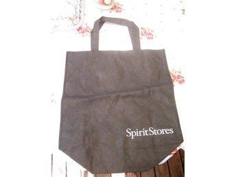 Tygväska - Spirit Stores (Svart)