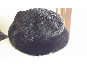 pälsmössa fuskpäls hatt retro