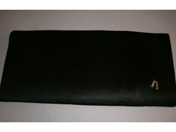 aftonväska,svart siden,vintage,30-tal