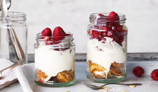 Diddy Trifles in a Jar