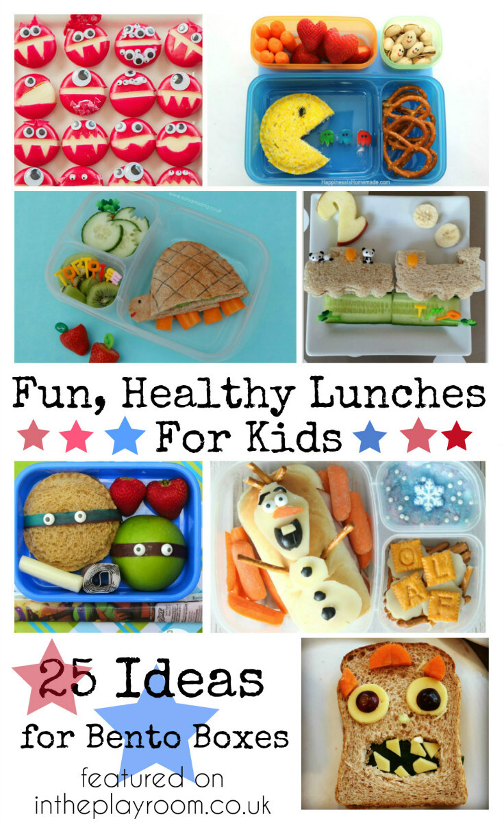 Fun and Healthy Lunch Ideas for Kids and the Mon Bento Lunch Box