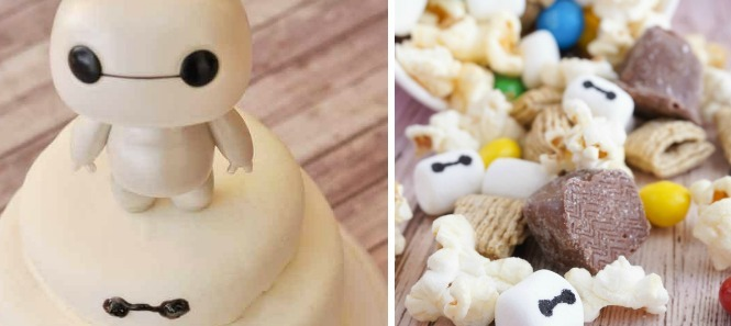 15 Big Hero 6 Cake Ideas