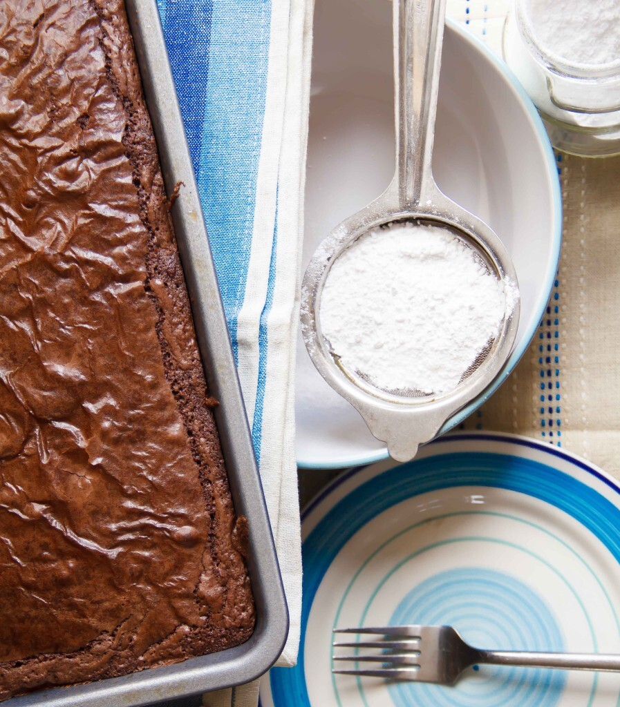 Lush, Gooey Chocolate Brownies!