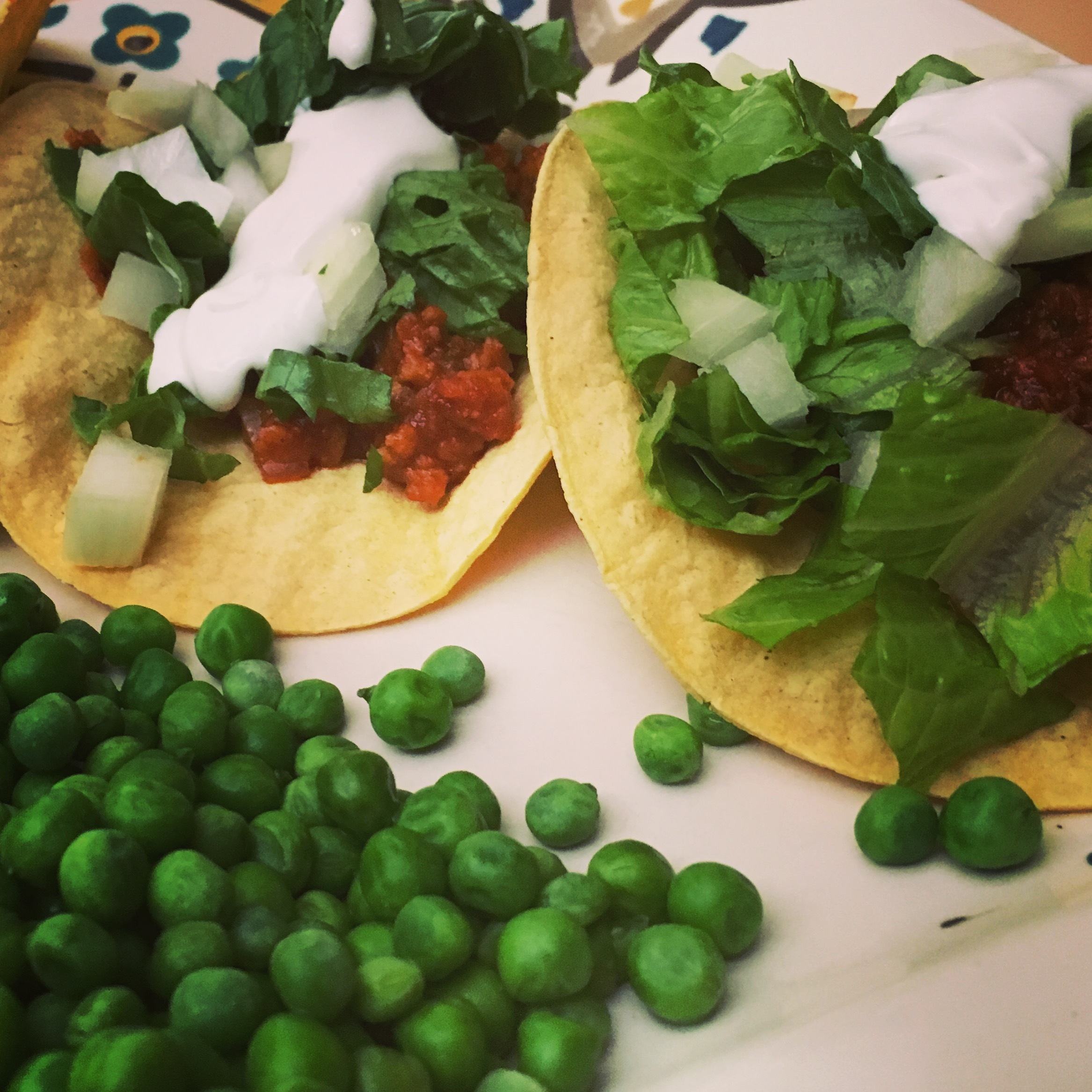 Sloppy Joe Tacos and more real world vegan meals
