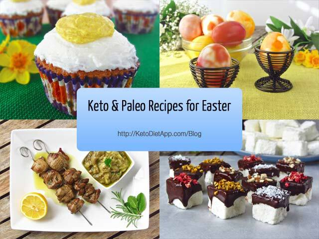 Amazing Keto & Paleo Recipes for Easter