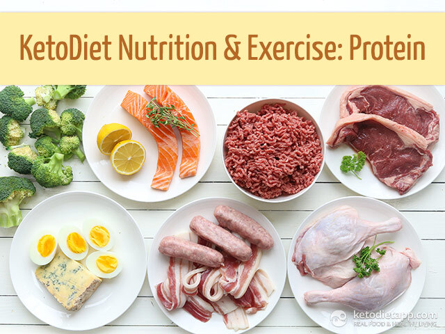 Ketogenic Nutrition and Exercise: Protein