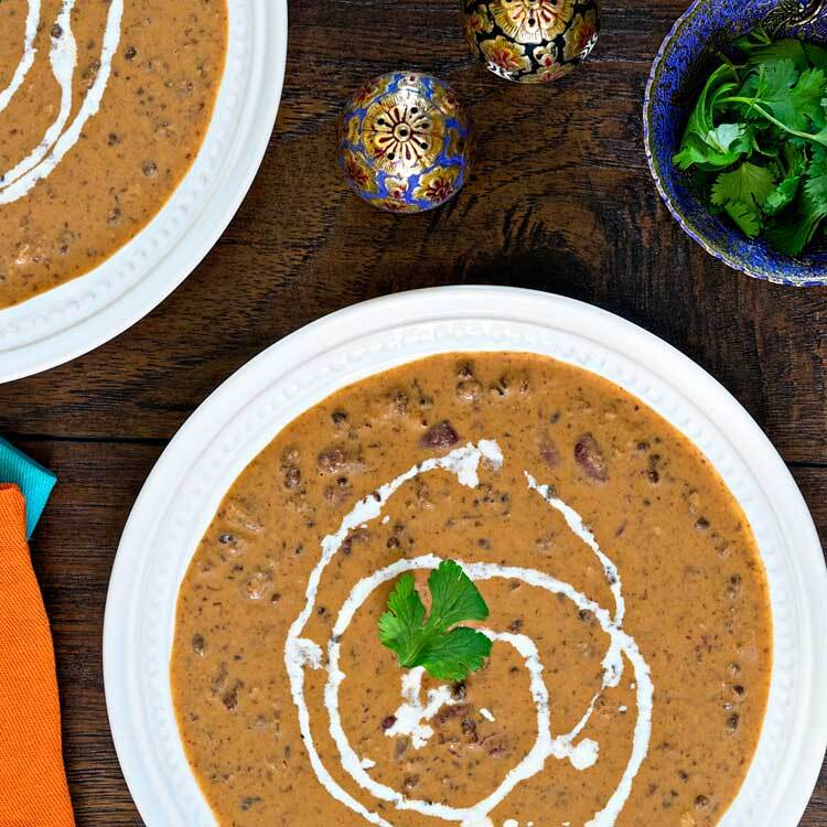 Rajasthan Indian Dal Makhani – Creamy Restaurant Style