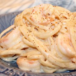 ~ Parmesan Sherry Cream Sauce for Pasta/Seafood: Don't Debate It, Grate It -- It'll melt your heart away! ~