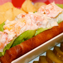 ~ Lobster Rolls:  The Official Summertime Sandwich ~