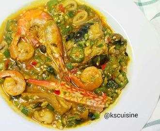 Okro Soup Dooney S Kitchen