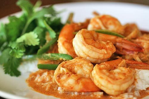 Chingri Malai Curry: Prawn in Coconut Milk