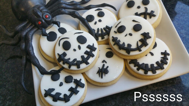 GALLETAS JACK SKELETON EN THERMOMIX ®