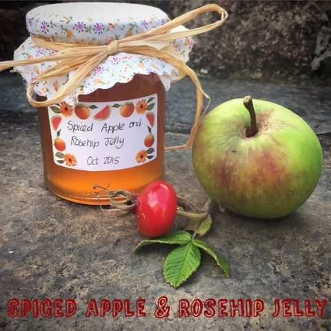 Spiced Apple and Rosehip Jelly with the Superfast Thermapen 4