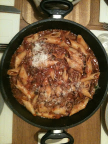 Gorgeous Slow Cooked Duck Pasta Courtesy of Jamie Oliver