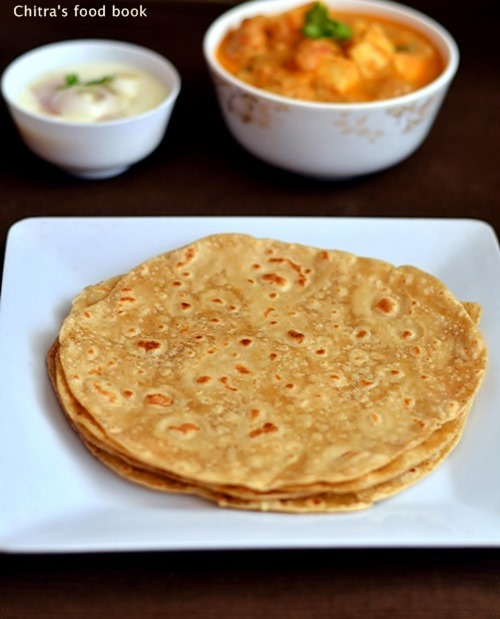 How To Make Soft Chapati/Chapathi Recipe