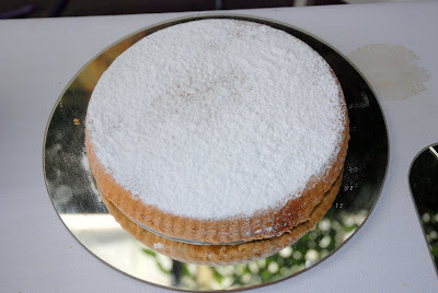TARTA DE REQUESÓN (RICOTA)