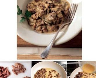 ricette di come cucinare le creste di gallo - mytaste - Come Cucinare Il Gallo