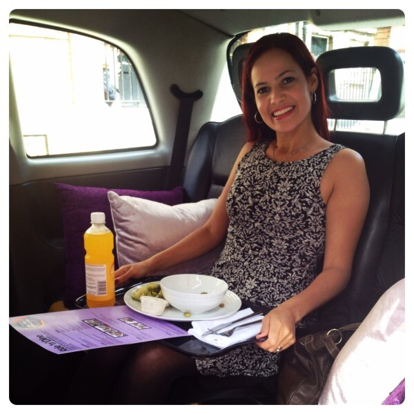 Tesco Ride 'n' Dine: London Restaurant Taxi Service #MyFitLifestyle