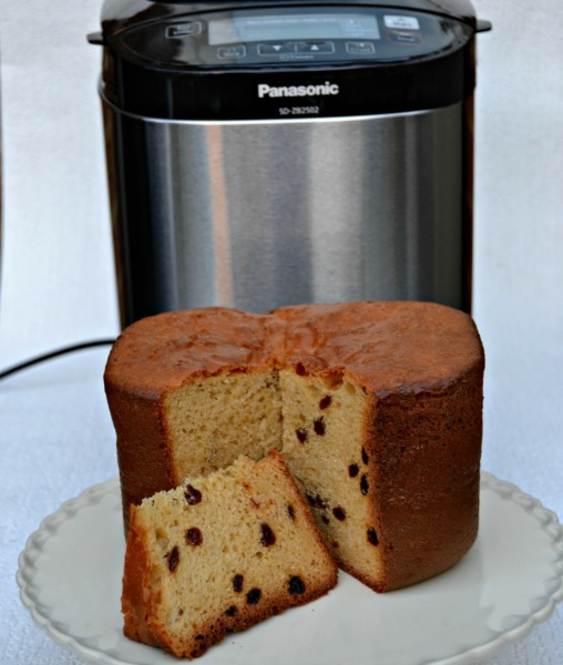 Testing Panasonic SD-ZB2502XBC Breadmaker and Panettone Recipe