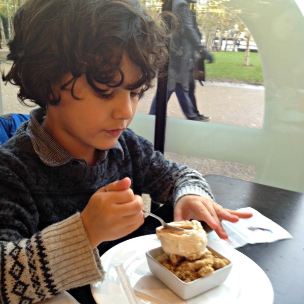 Festive Family Dining at Tate Modern Cafe