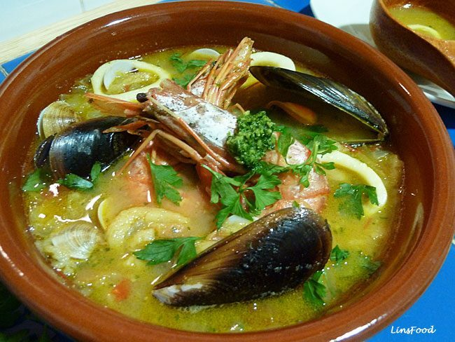 Catalan Fish Stew (Suquet de Peix)