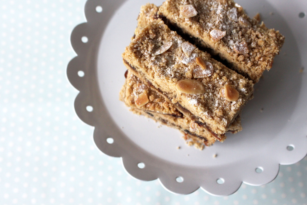 Mincemeat yummy bars