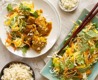 Nadia lims recipes mytaste lemongrass chicken by nadia lim forumfinder Images