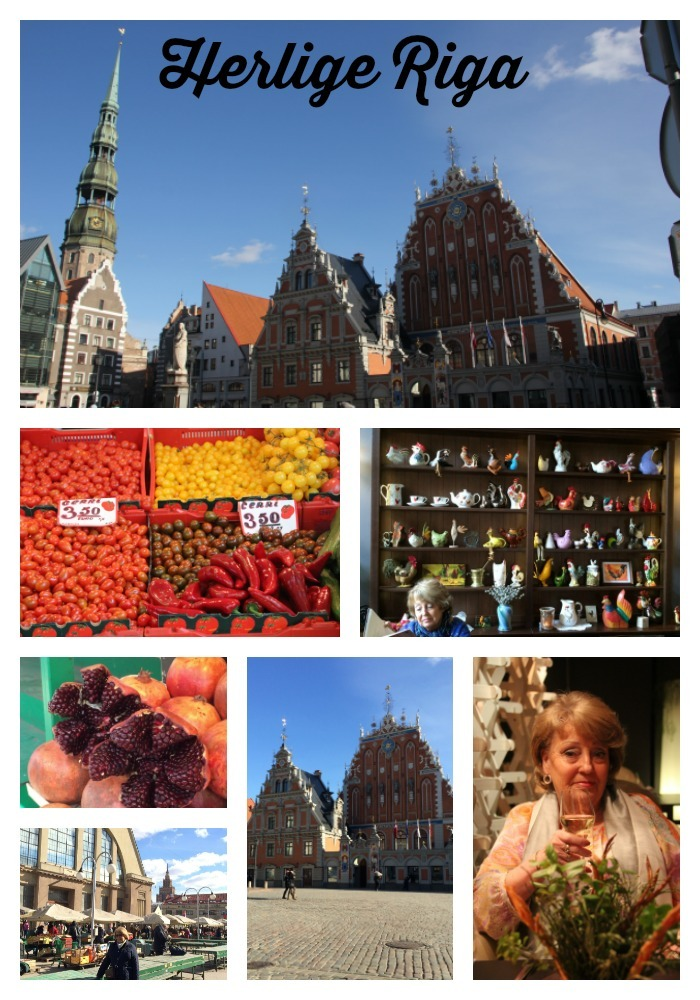 Riga – over all forventning