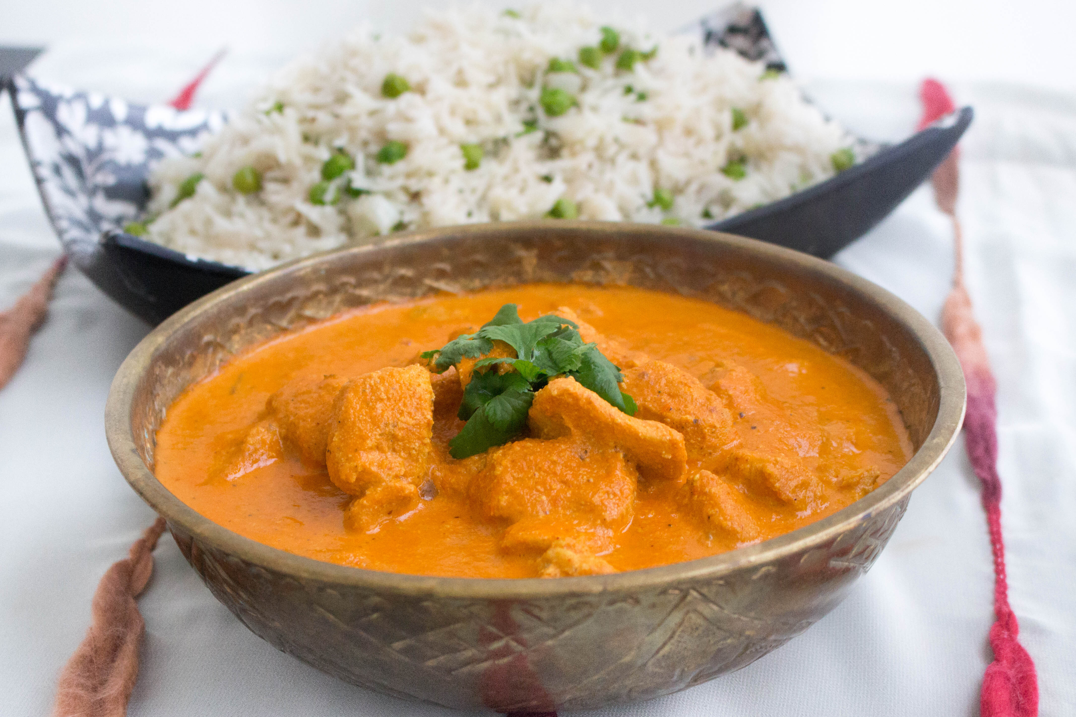 Butterchicken med kycklingfilé