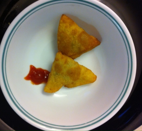 Mini Corn Samosa