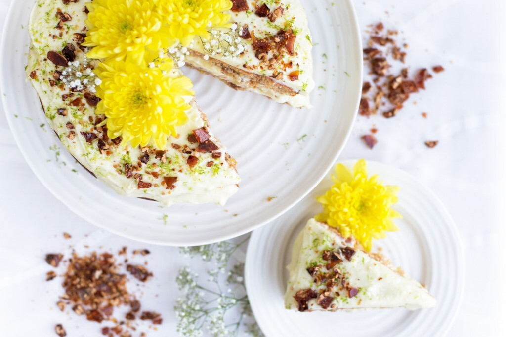 "Hummingbird Cake from Jamie Oliver ""Comfort Food"""