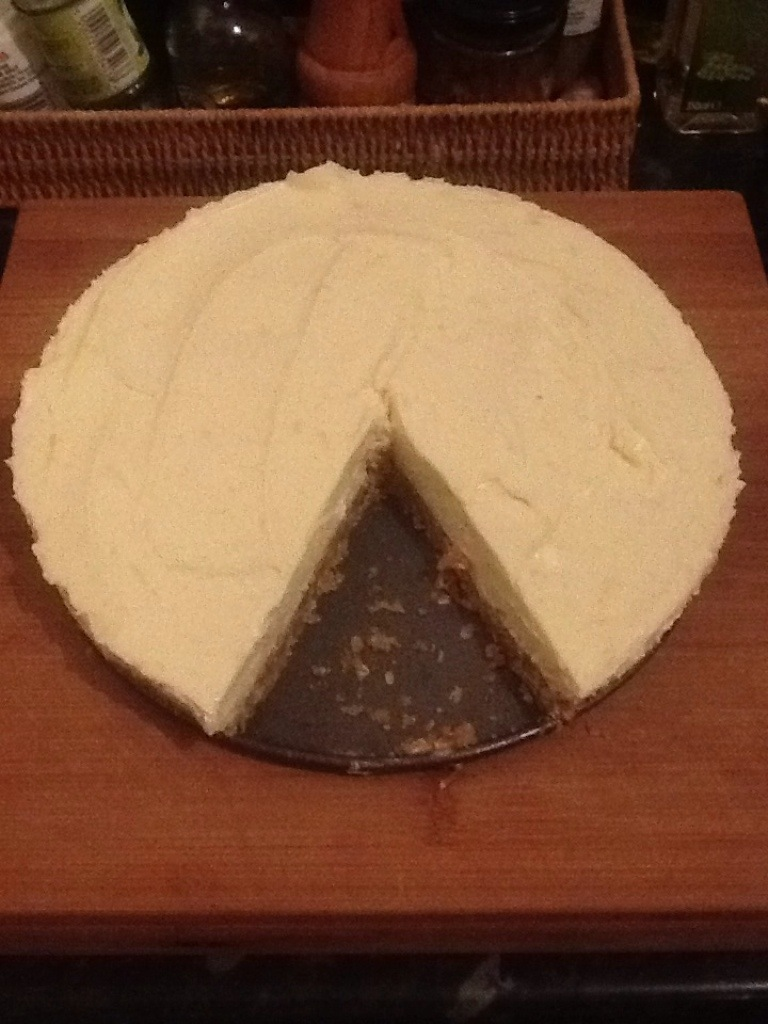 Vanilla Cheesecake – Ministry of Food. Pass it on.