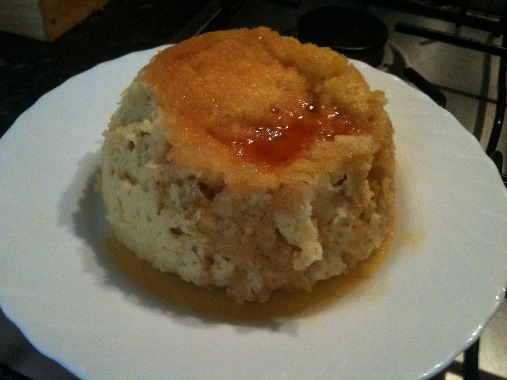 Super Speedy Suet Pudding – Great Bloggers Bake Off