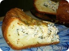 Пирог с сыром в мультиварке рецепты с пошагово в