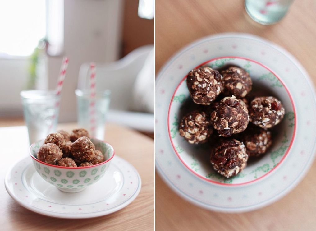 No Bake Protein Power Balls – FitTeam14 July