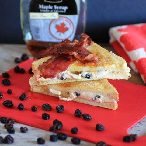 Rum and Raisin French Toast #BrunchWeek